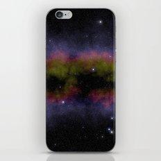 Space dust iPhone & iPod Skin