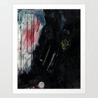 19 8 Art Print