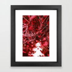 ANIME: THE POETRY OF THE SOUL VI Framed Art Print