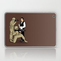 Serving In The Army Laptop & iPad Skin