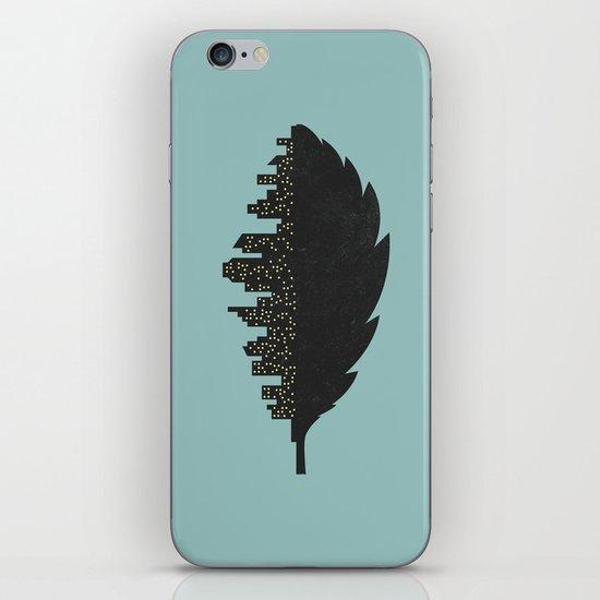 Leaf City iPhone & iPod Skin