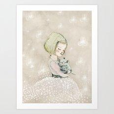 trebol Art Print