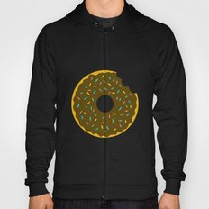 Chocolate Donut Hoody