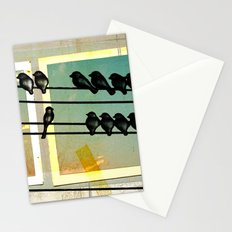 A New Part Of Town Stationery Cards