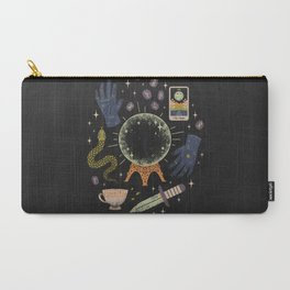 Carry-All Pouch - I See Your Future - LordofMasks