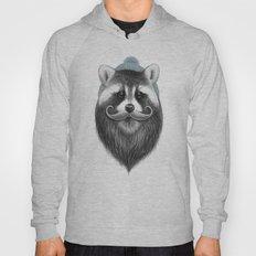 Bearded Raccoon Hoody