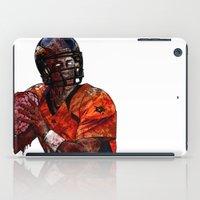 Peyton Manning zombie iPad Case