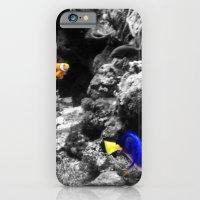 Nemo And Dora iPhone 6 Slim Case