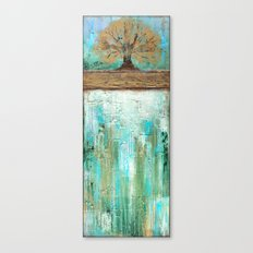 Summers Roots Canvas Print