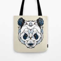 Big Panda Tote Bag