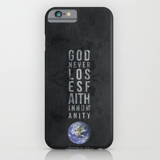 faith iPhone & iPod Case