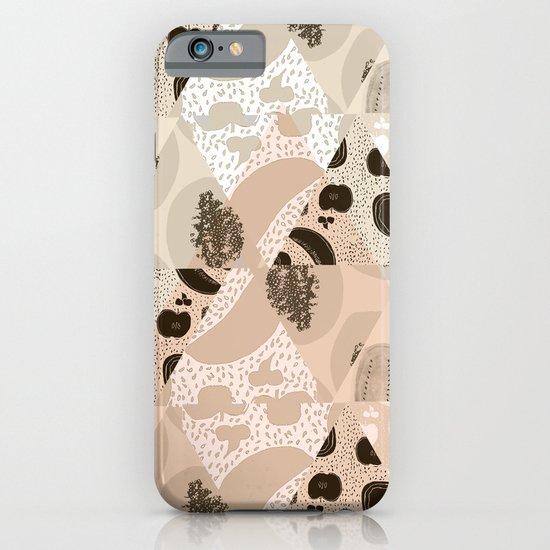 Fruit Geometry iPhone & iPod Case
