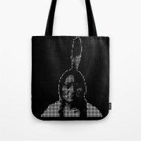 #1 Sitting Bull - RIP (R… Tote Bag