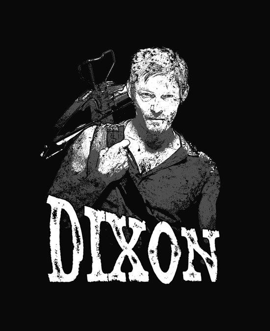 DIXON Art Print