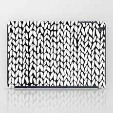 Hand Knitted Loops iPad Case