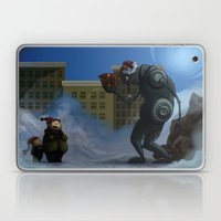 Robots Aint Scary Laptop & iPad Skin