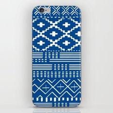 Mali collage iPhone & iPod Skin
