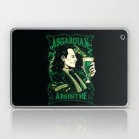 Asgardian Absinthe Laptop & iPad Skin