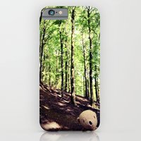iPhone & iPod Case featuring If You Go Down To The Woods Today by Palin