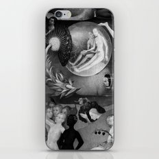The Garden of Earthly Delights  iPhone & iPod Skin