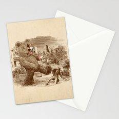 Teddy's Back! Stationery Cards