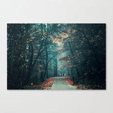 Aesthetics Canvas Print