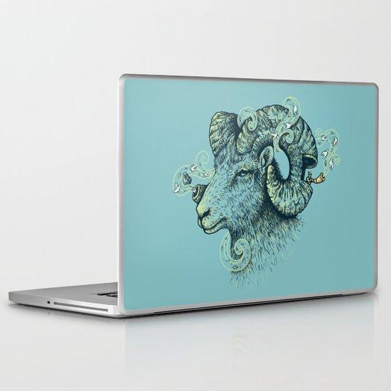 Big Horn Invocation Laptop & iPad Skin