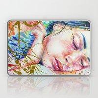 Golden Dreams Laptop & iPad Skin