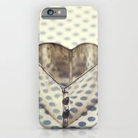 Bright Shining Heart iPhone 6 Slim Case