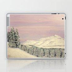 Winters soft blanket Laptop & iPad Skin