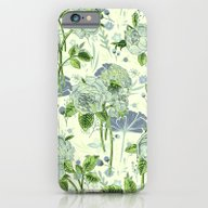 Soft Floral iPhone 6 Slim Case