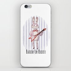 Bonnie the Bunny iPhone & iPod Skin