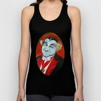 The Munsters Grandpa Munster Unisex Tank Top