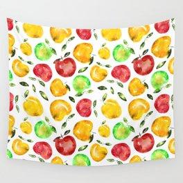 Wall Tapestry - Forbidden fruit - Katerina Izotova