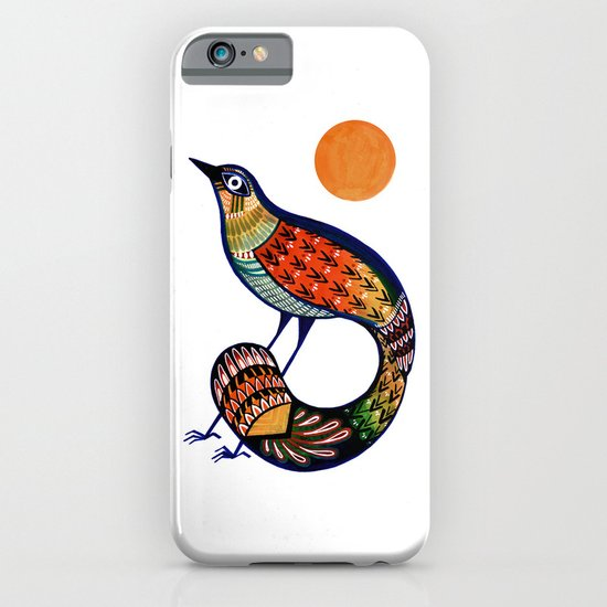 Sun Bird iPhone & iPod Case
