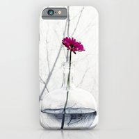 iPhone & iPod Case featuring flower by Ingrid Beddoes