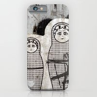 Matryoshka iPhone 6 Slim Case