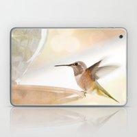 Hummingbird In Flight Laptop & iPad Skin
