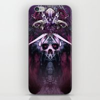 Warlokk's Totem iPhone & iPod Skin