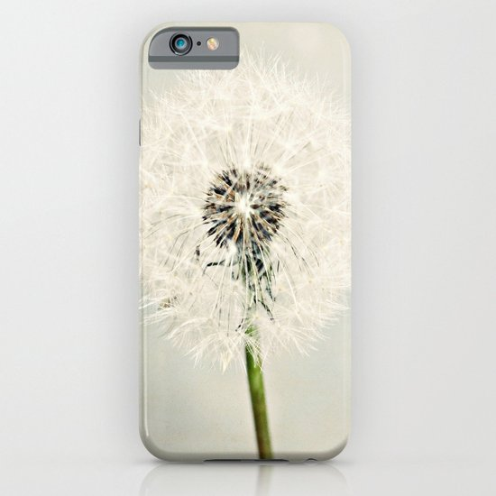 Dandelion Dreams  iPhone & iPod Case