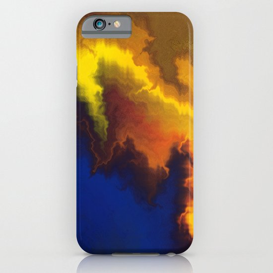 Mystical Movement iPhone & iPod Case