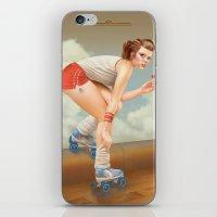 Pinup iPhone & iPod Skin