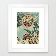 Start Of Summer Framed Art Print