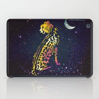 Space Leopard iPad Case