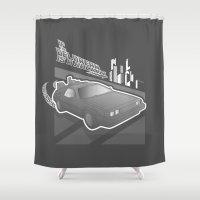 Don't Come-a Knockin Shower Curtain