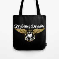 DryBones Brigade Tote Bag
