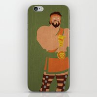 Hercules iPhone & iPod Skin