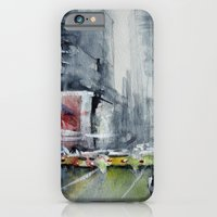iPhone & iPod Case featuring New York - New York by Nicolas Jolly