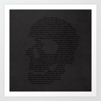 And Lose The Name Of Act… Art Print