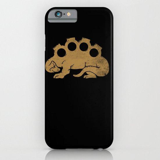 Brassknuckleosaurus iPhone & iPod Case
